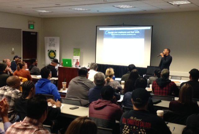 medical weed seminar