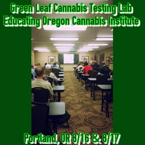 Medical cannabis seminar