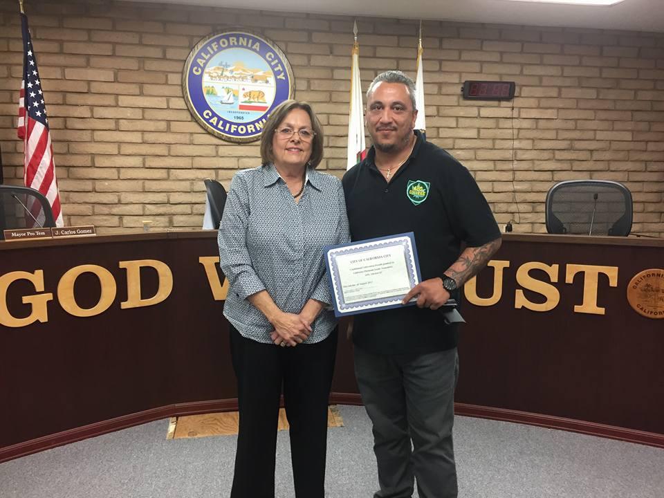 George Boyadjian 420 College Cannabis Cultivation Permit in California City