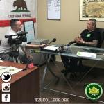 George Boyadjian 420 College
