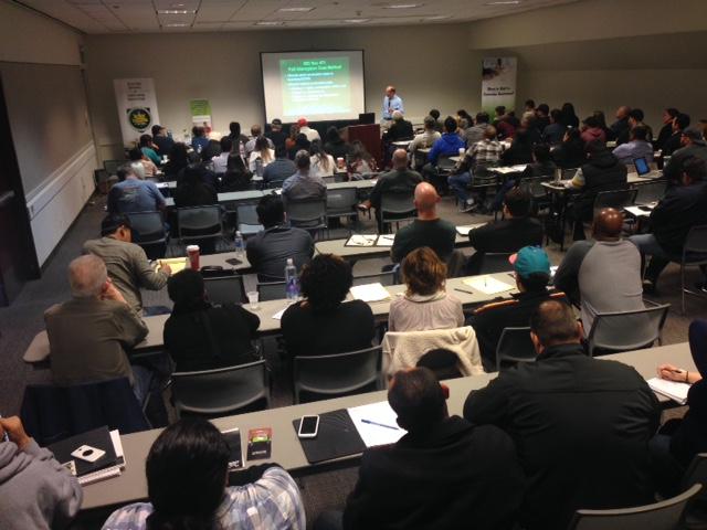 George Boyadjian cannabis seminars
