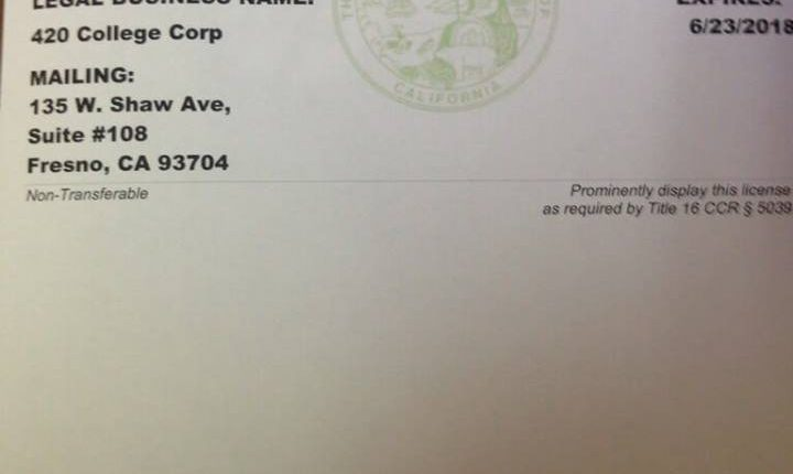 cannabis business permit