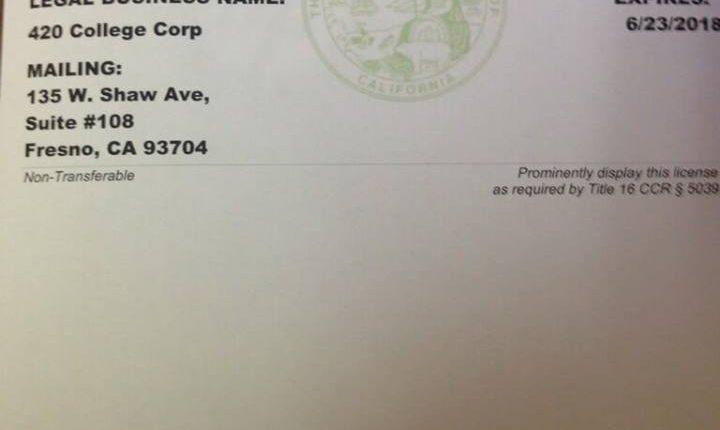 cannabis business permit