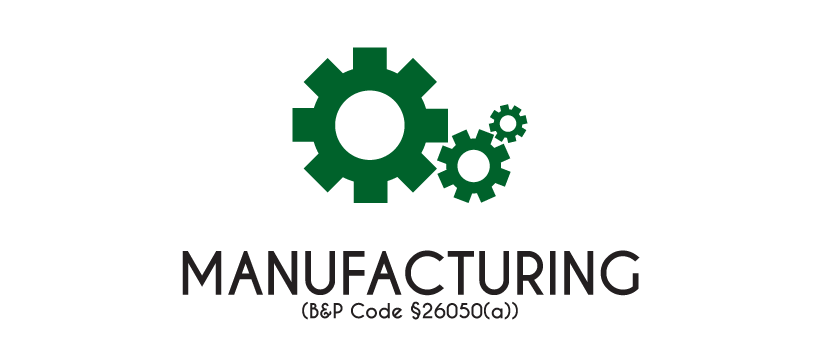 manufacturers of edibles