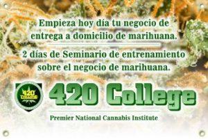 Spanish cannabis seminar Los Angeles
