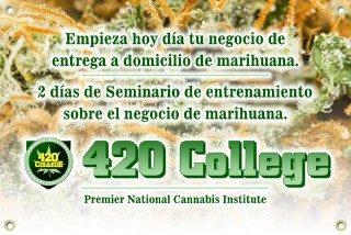 Spanish cannabis seminar Fresno